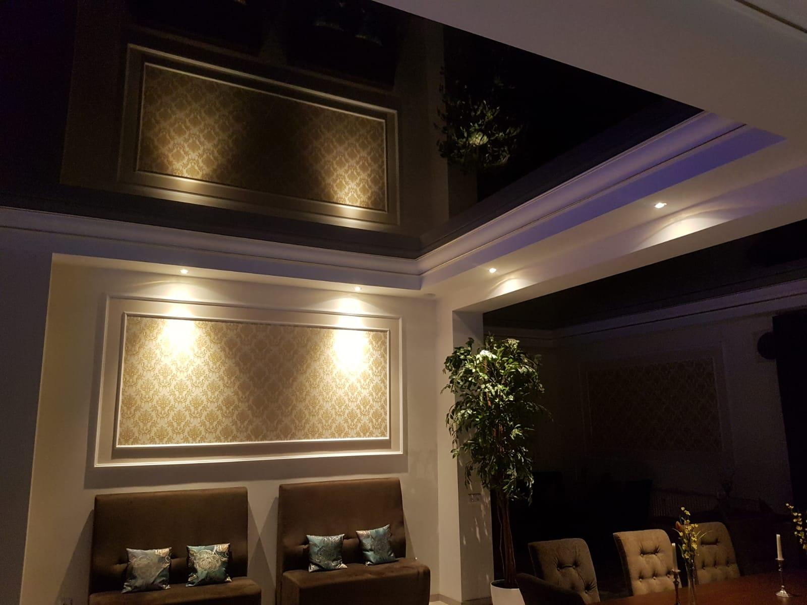 Deckenrandbeleuchtung